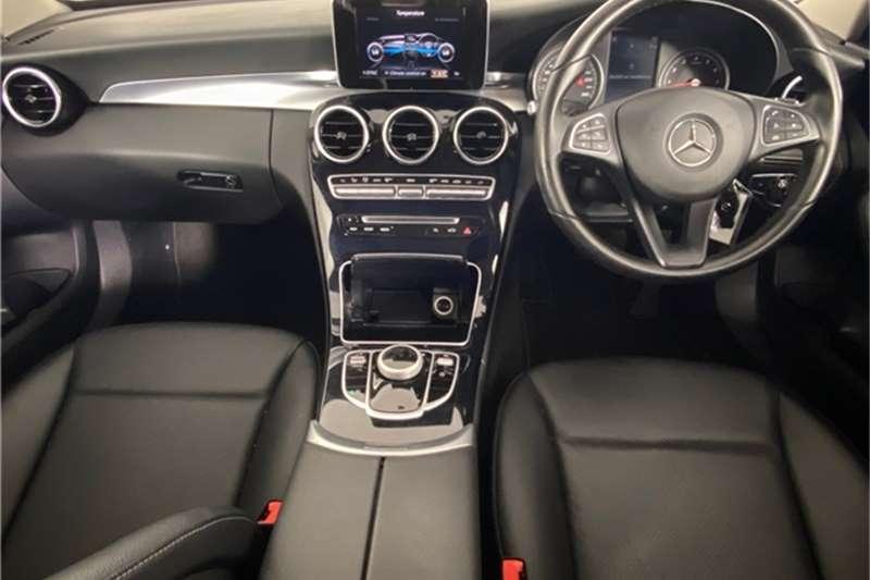 2016 Mercedes Benz C Class C180 auto