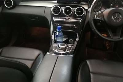 Used 2017 Mercedes Benz C Class C180 auto
