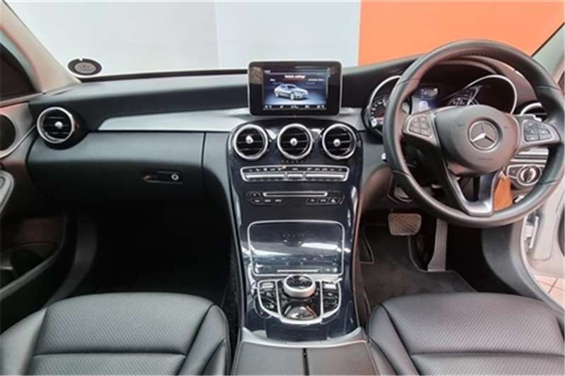 2017 Mercedes Benz C Class C180 auto