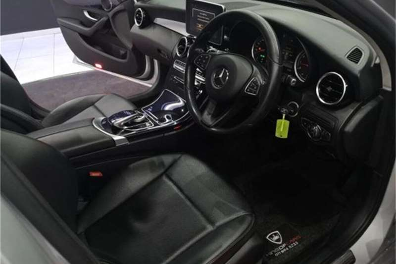 Used 2018 Mercedes Benz C Class C180 auto