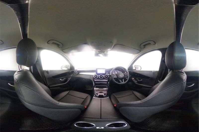 2018 Mercedes Benz C Class C180 auto