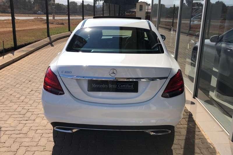 Mercedes Benz C Class C180 auto 2019