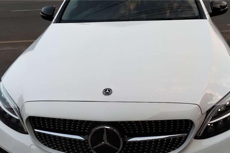 Used 2019 Mercedes Benz C Class C180 auto