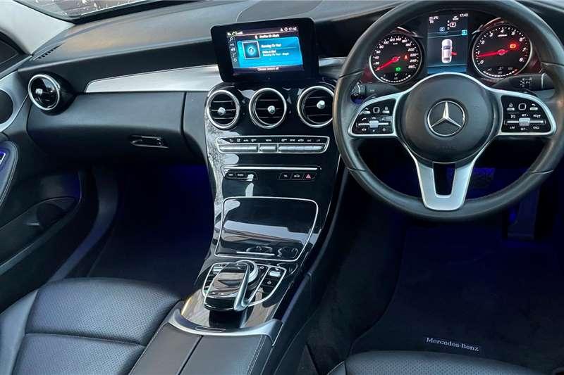 2019 Mercedes Benz C Class C180 auto