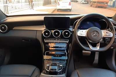Used 2020 Mercedes Benz C Class C180 auto