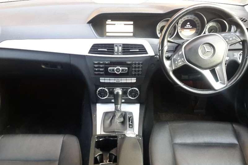 Used 2012 Mercedes Benz C Class C180 Avantgarde