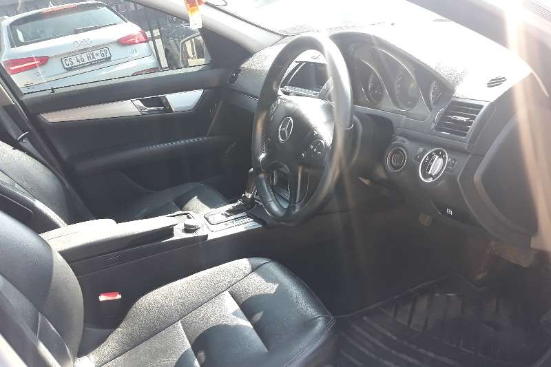 Used 2011 Mercedes Benz C Class C180 Avantgarde auto