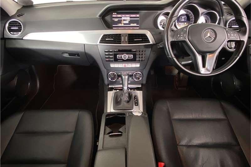 Used 2012 Mercedes Benz C Class C180 Avantgarde auto