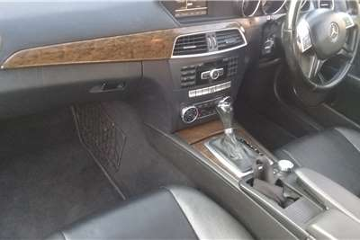 Mercedes Benz C Class C180 Avantgarde auto 2013
