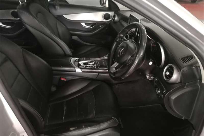 Used 2015 Mercedes Benz C Class C180 Avantgarde auto