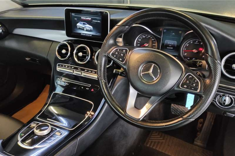 Used 2016 Mercedes Benz C Class C180 Avantgarde auto
