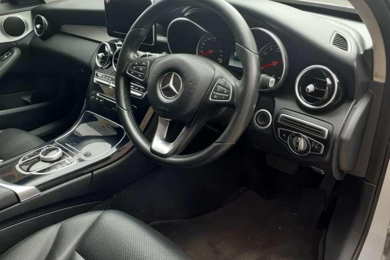 Used 2018 Mercedes Benz C Class C180 Avantgarde auto