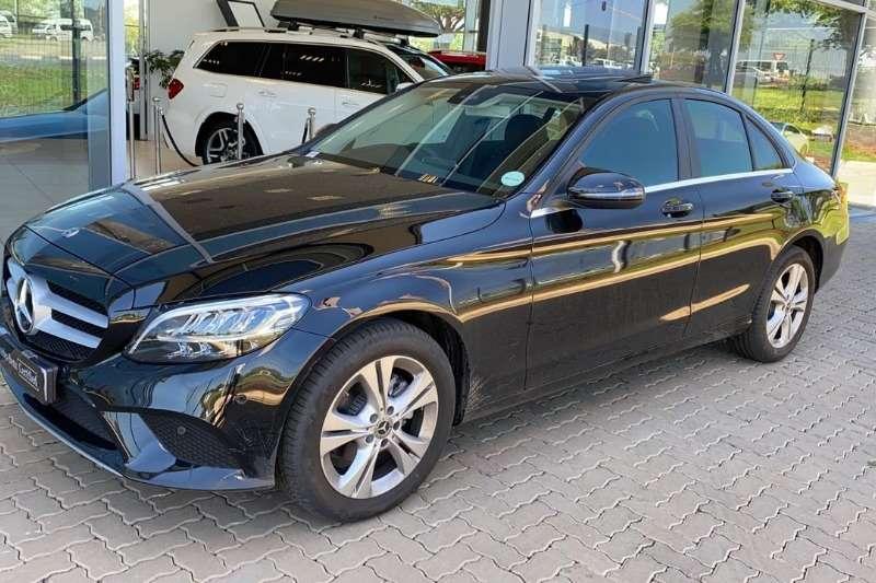 Used 2019 Mercedes Benz C Class C180 Avantgarde auto