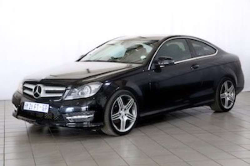 Mercedes Benz C Class C180 BE COUPE 2013