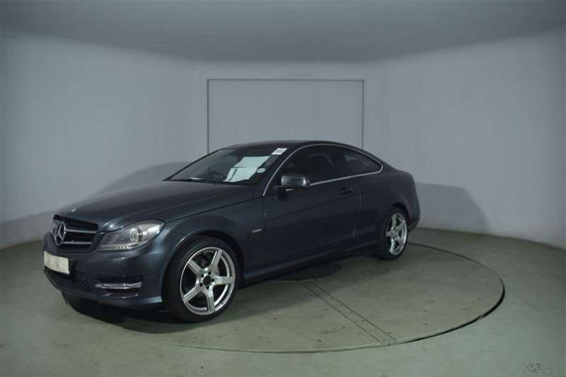 Mercedes Benz C Class C180 BE COUPE 2014
