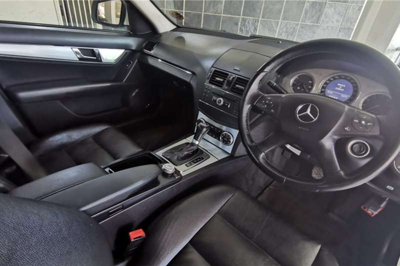 Used 2008 Mercedes Benz C-Class