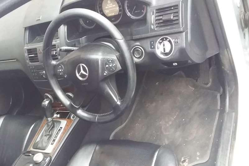Used 2011 Mercedes Benz C Class C180 Classic