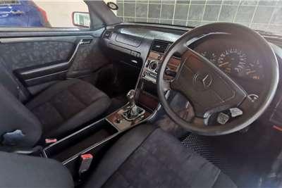 Used 1996 Mercedes Benz C Class C180 Classic auto