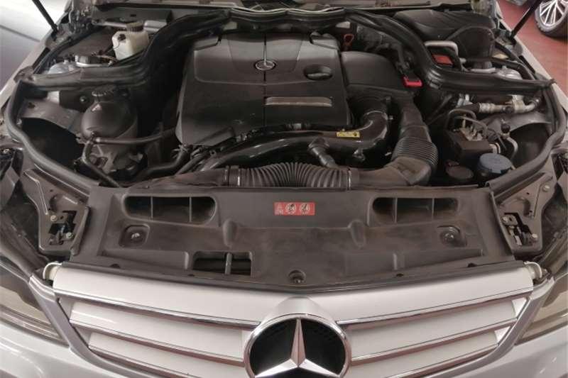 Used 2013 Mercedes Benz C Class C180 Classic auto