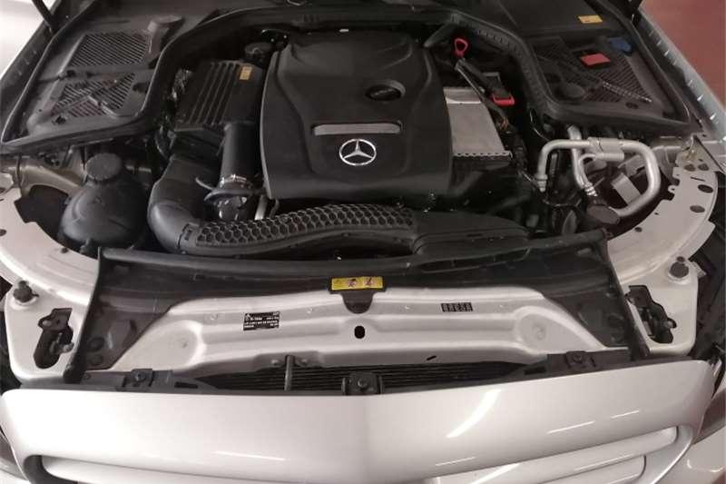 2015 Mercedes Benz C Class C180 Classic auto