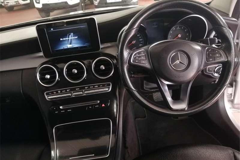 Used 2015 Mercedes Benz C Class C180 Classic auto