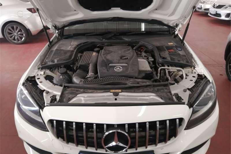 Used 2016 Mercedes Benz C Class C180 Classic auto