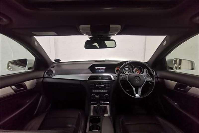 2013 Mercedes Benz C Class C180 coupé