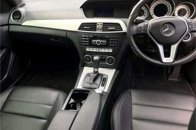 Mercedes Benz C Class C180 coupé 2014