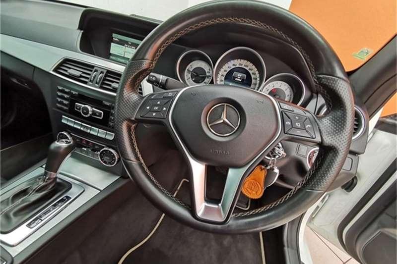 Mercedes Benz C Class C180 coupé 2016