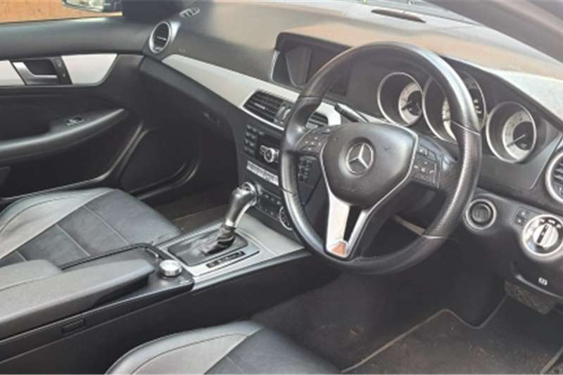 Used 2012 Mercedes Benz C Class C180 coupé AMG Sports
