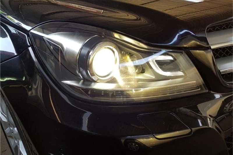 Mercedes Benz C Class C180 coupé auto 2013