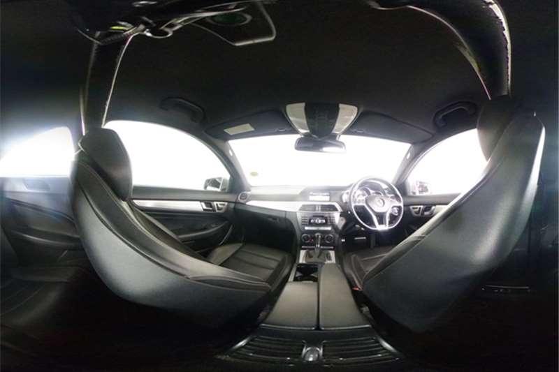 2013 Mercedes Benz C Class C180 coupé auto