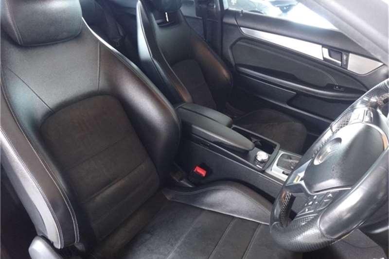 Mercedes Benz C Class C180 coupé auto 2015