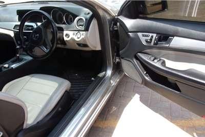 2013 Mercedes Benz C Class C180 coupe
