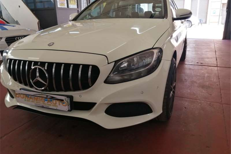 Used 2016 Mercedes Benz C Class C180 coupe auto