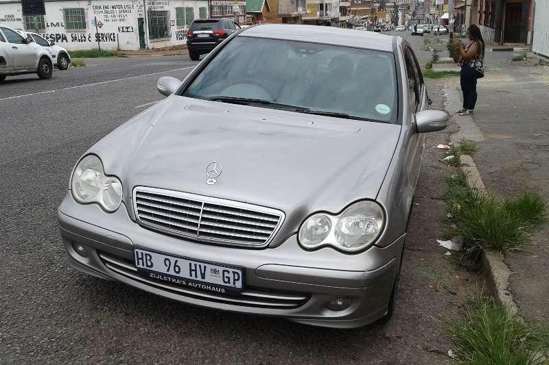 Mercedes Benz C-Class C180 Edition 2007