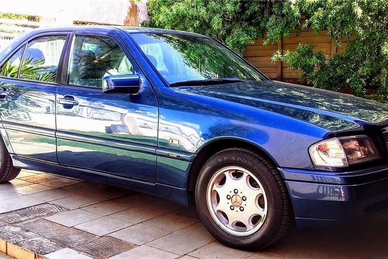 Mercedes Benz C-Class C180 Edition C 1996