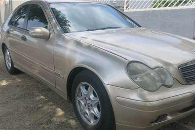 Mercedes Benz C-Class C180 Edition C 2001