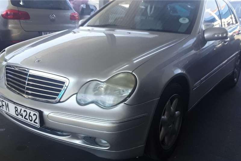 Used 2003 Mercedes Benz C-Class C180 Edition C