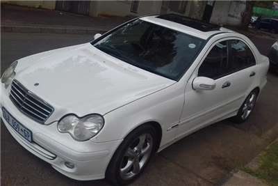 Used 2005 Mercedes Benz C-Class C180 Edition C