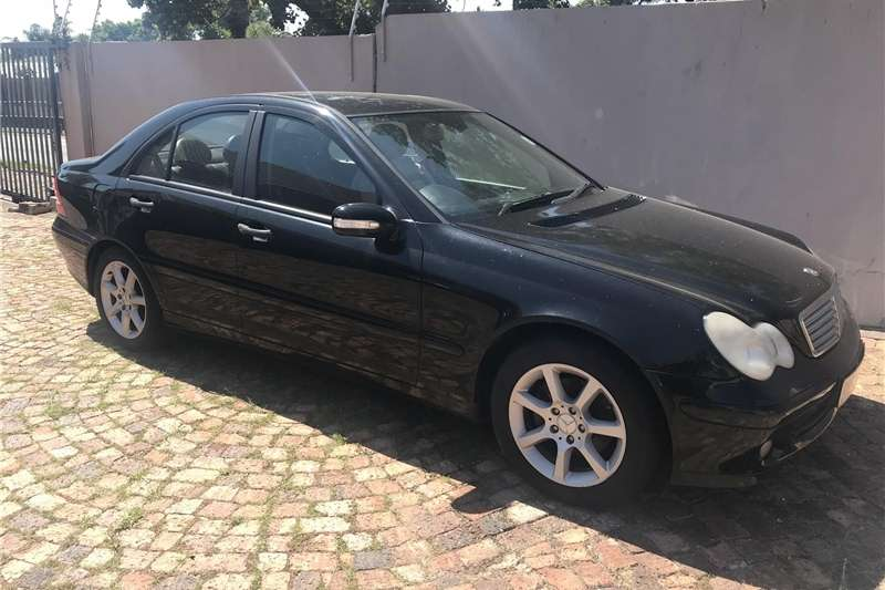 Used 2006 Mercedes Benz C-Class