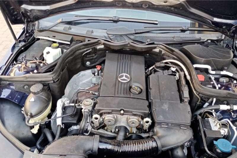 Mercedes Benz C-Class C180 Edition C 2010