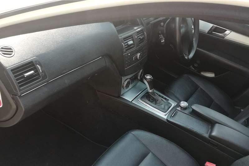 Mercedes Benz C-Class C180 Edition C 2011