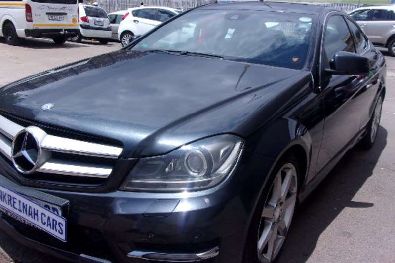Used 2012 Mercedes Benz C-Class C180 Edition C