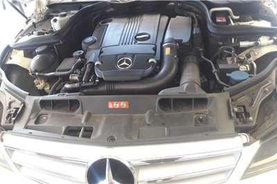 2012 Mercedes Benz C-Class C180 Edition C