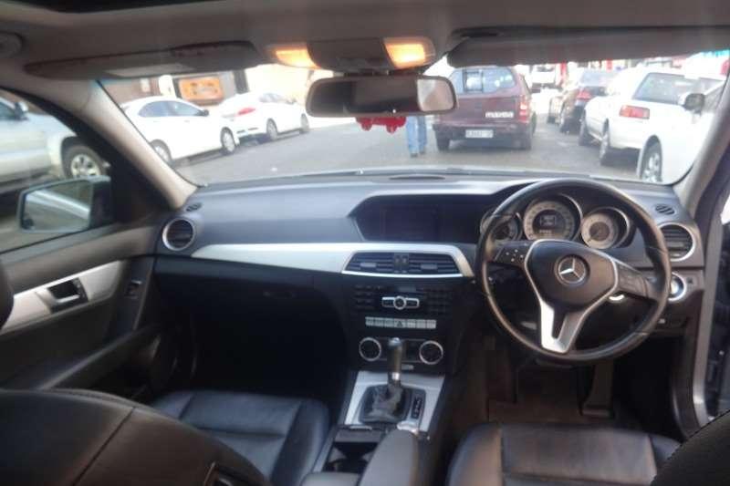Mercedes Benz C-Class C180 Edition C 2013