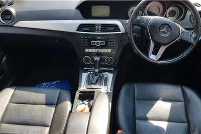 Used 2013 Mercedes Benz C-Class C180 Edition C