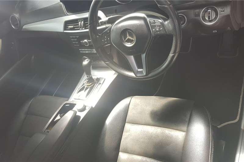 Mercedes Benz C-Class C180 Edition C 2014