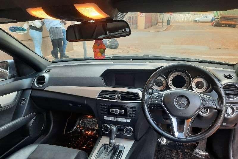 Used 2014 Mercedes Benz C-Class C180 Edition C