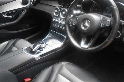 Mercedes Benz C-Class C180 Edition C 2015